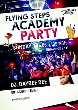 Flyer DJ Daybee