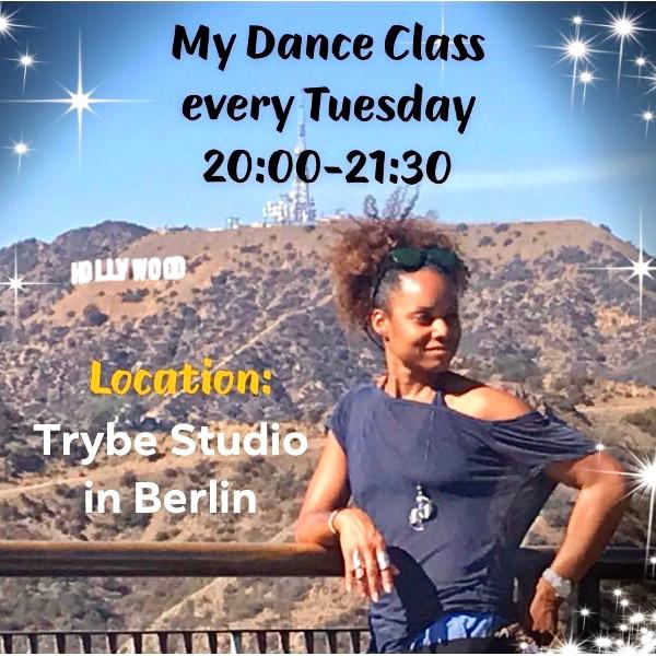 URBAN & AFRO DANCE CLASS IN BERLIN
