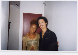 Backstage with Eagle Eye Cherry