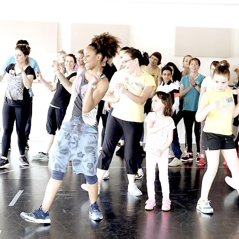 FAMILY FUNKTASTIC DAY 3 - TanzWorkshop für alle !