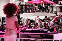 DJ DAYBEE telekom-IFA 2015