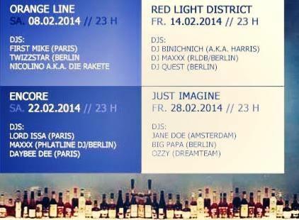 DJ CLUBBING BERLIN