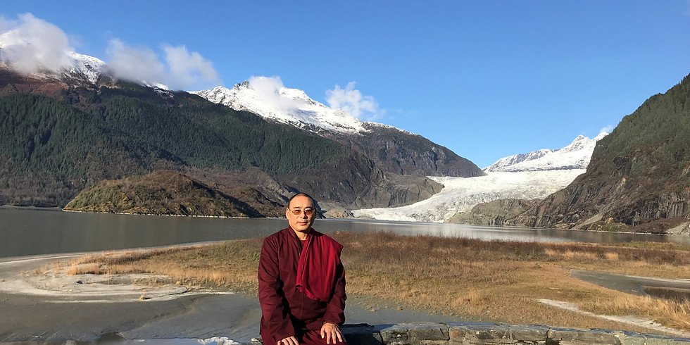 Teachings With Khentrul Lodrö T'hayé Rinpoche  (1)