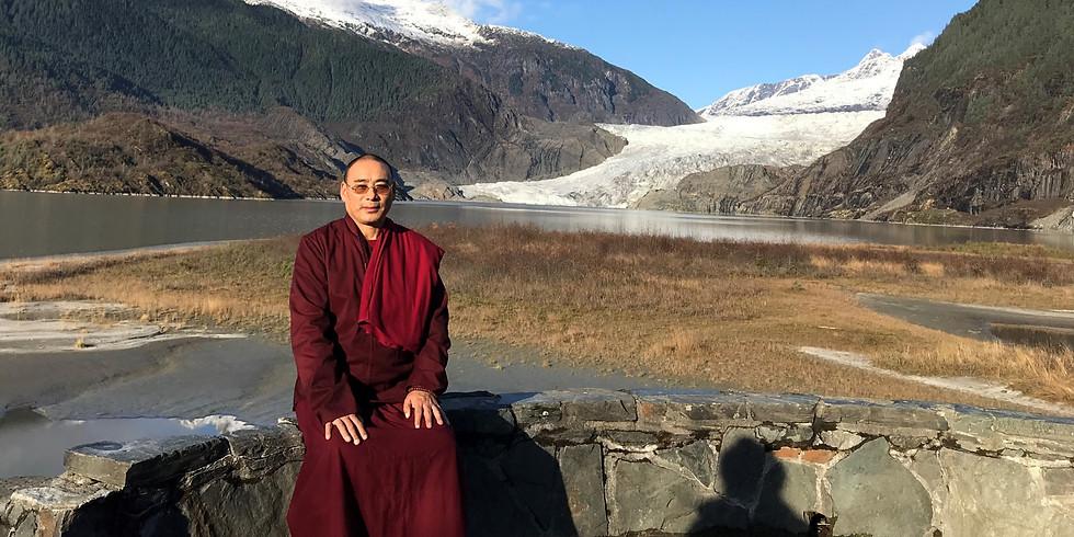 Teachings With Khentrul Lodrö T'hayé Rinpoche