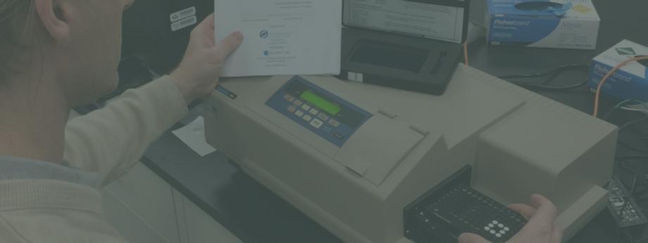 Quantus analytical istrument qualification validation service