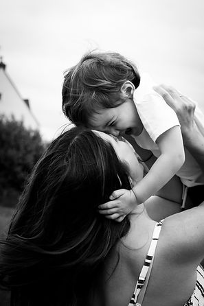 Family photographer - Child - Candid