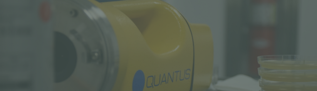 Quantus routine clean room environmental monitoring and compressed gas testing services