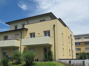 Mehrgeschossiger Wohnbau in Klagenfurt