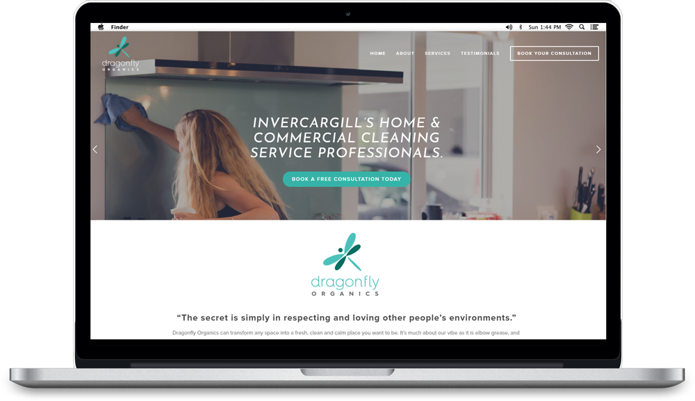 freelance-web-design-Invercargill