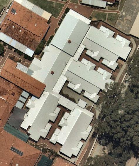 Coolibah Nursing Home Metal Roof Refurbishment