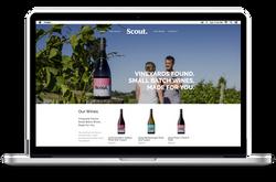 Scout-Wines-Website-Design-Invercargill.