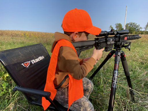A Weekend Full of Everlasting Memories: My Son's First Deer Hunting Trip