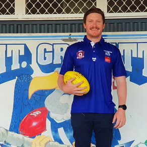 New QAFL coach Adam Boon announced for 2019