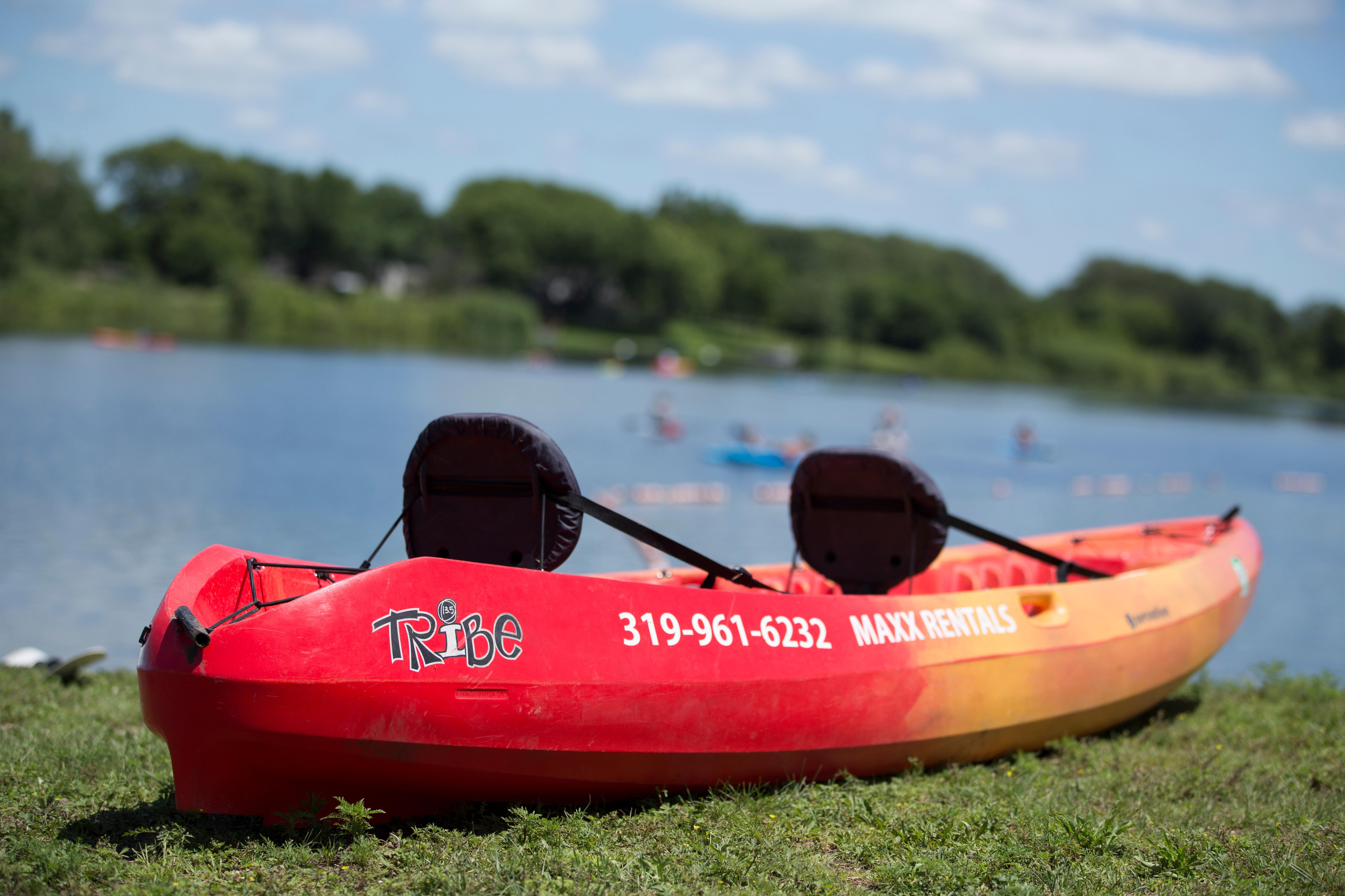 Double Kayak Hour-Term Rental