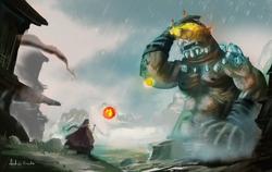 "Concept ""La ira de los dioses"""