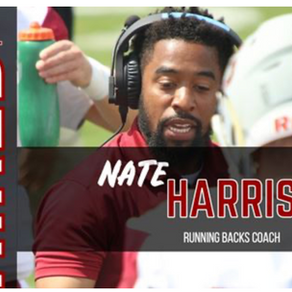 Former Mustang player/coach Nate Harris hired at West Alabama