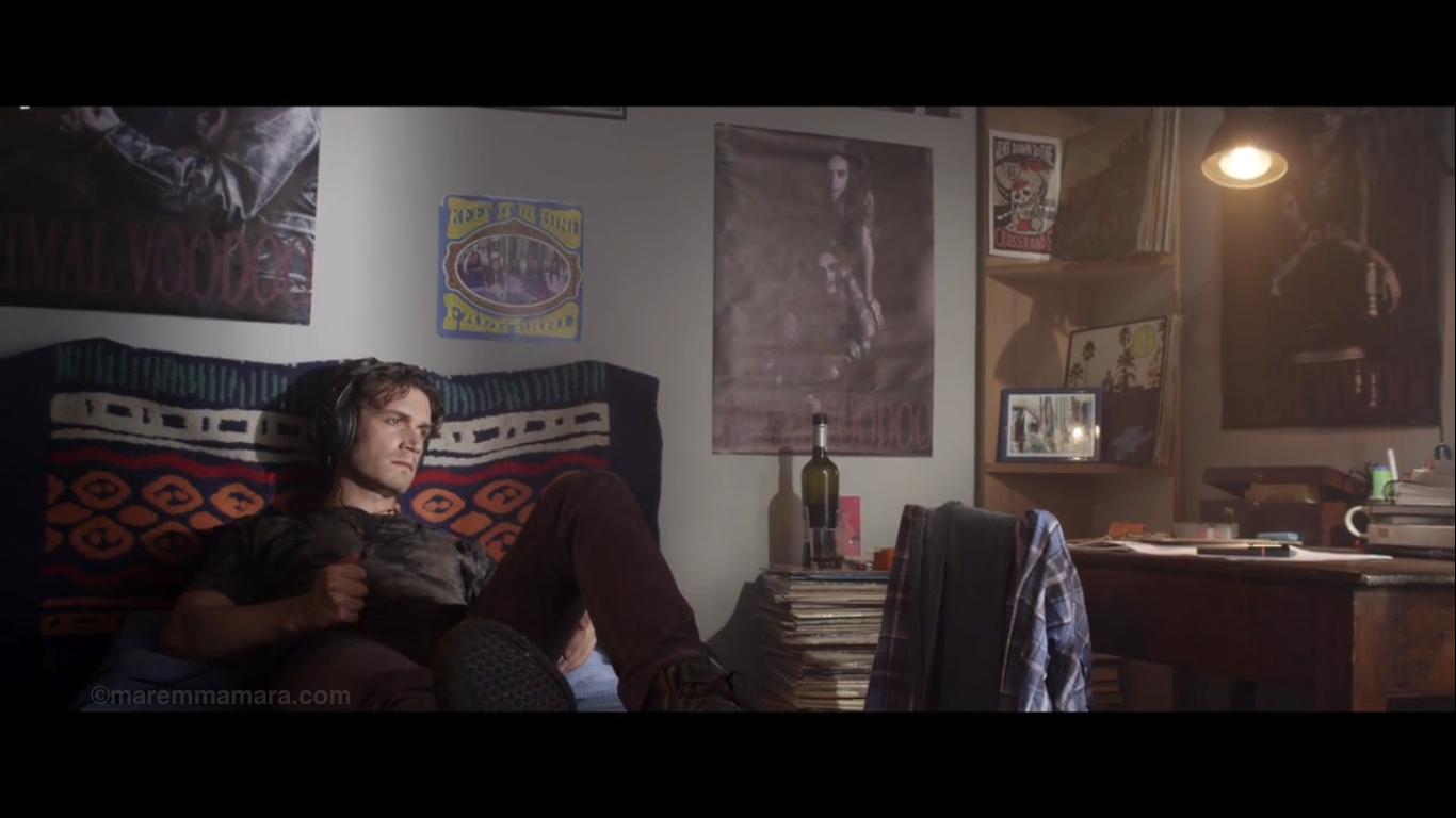 Giulio's bedroom