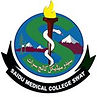 Saidu_Medical_College_Swat.jpg. Feroz Khan worked here as an Intern Psychologist at the Psychiatry Department.
