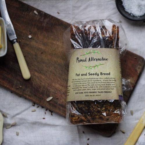 Fat and Seedy Bread