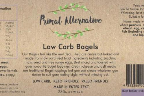 Low Carb Bagels