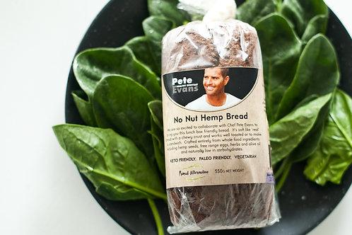 No Nut Hemp Bread
