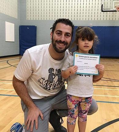 Congratulations to Amelia for reaching G
