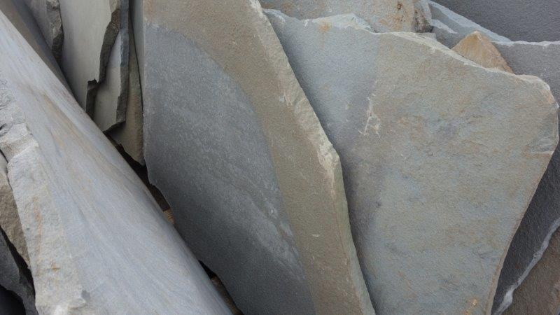 Sawn & Thermal Bluestone Flagstone 10