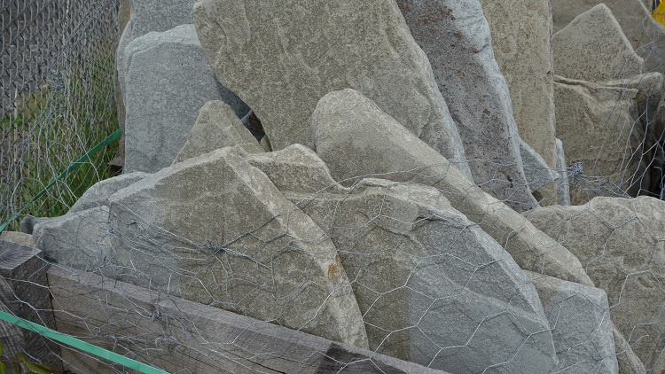 Tumbled Bluestone Flagstone 1