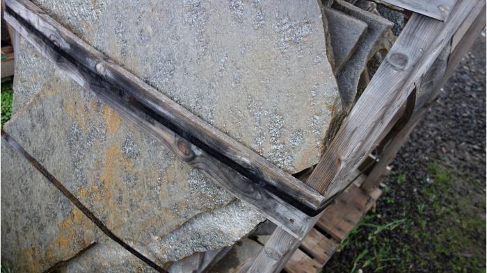 Charcoal Flagstone 9
