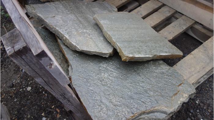 Charcoal Flagstone 7