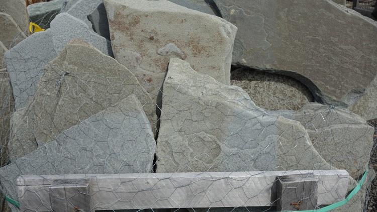 Tumbled Bluestone Flagstone 5