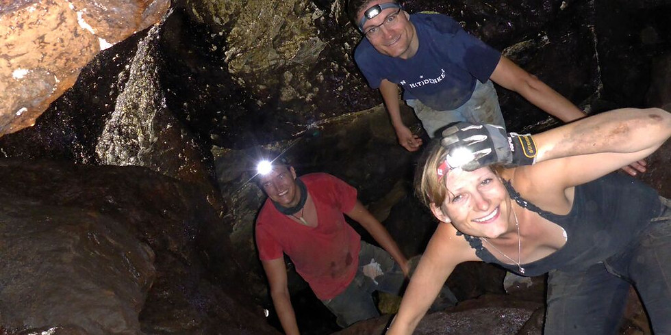 Höhlentour am Quirl