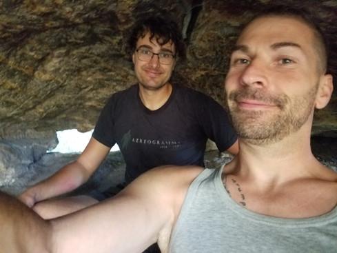 Bärensteiner Höhlenwanderung