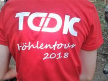 TDDK - Besuch zur Höhlentour