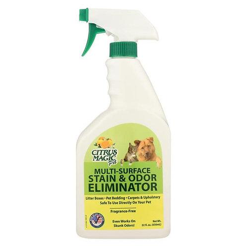 Citrus Magic Pet Multi-Surface Stain & Odor Eliminator