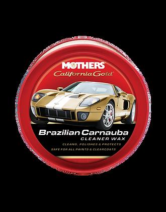 Mothers California Gold Brazilian Carnauba Cleaner Wax, 12 oz.