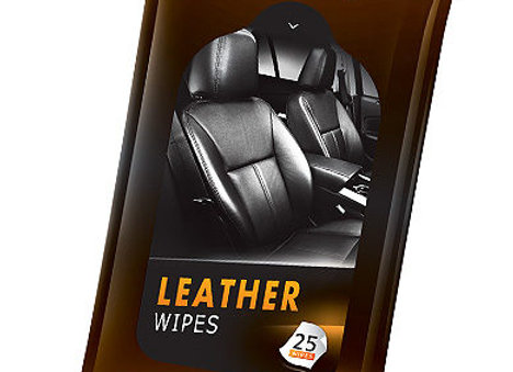 Areon Car Care Wipes, 25 Sheets