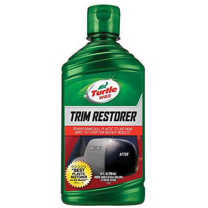 Turtle Wax Trim Restorer, 10 oz.