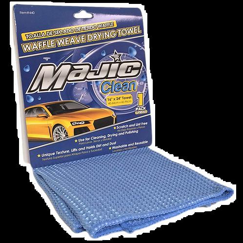 Majic Waffle Weave Drying Towel
