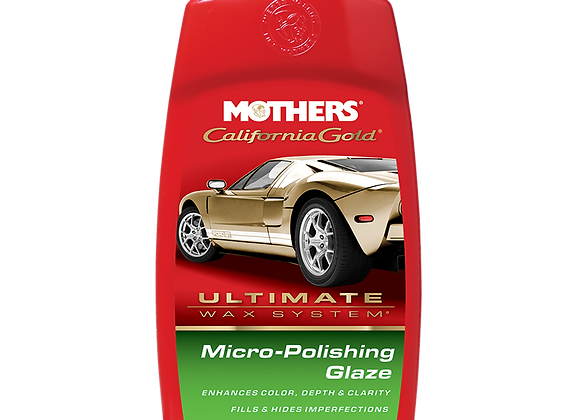 Mothers California Gold Micro-Polishing Glaze, 16 oz.