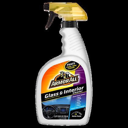 ArmorAll Glass & Interior Cleaner Spray, 24 oz.