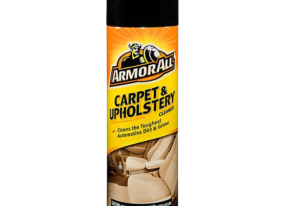 ArmorAll Carpet & Upholstery Cleaner Aerosol, 20 oz.