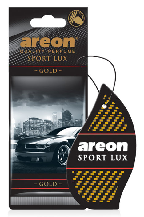 Areon Sport Lux Air Fresheners, 12-Pack