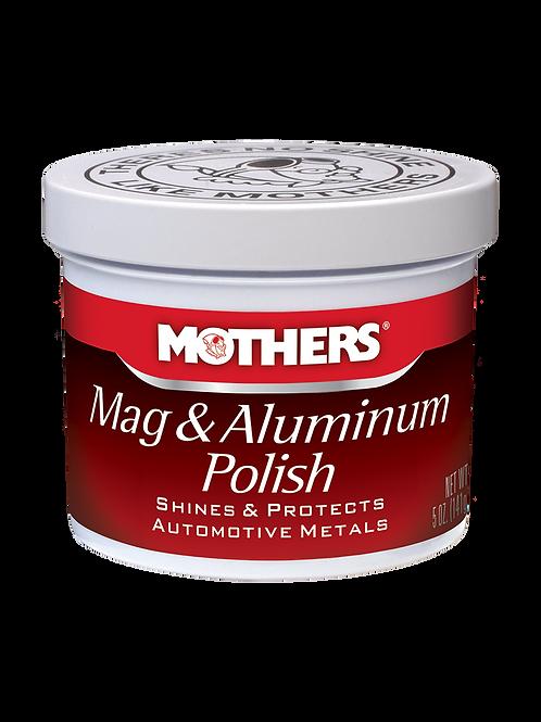 Mothers Mag & Aluminum Polish, 5 oz.