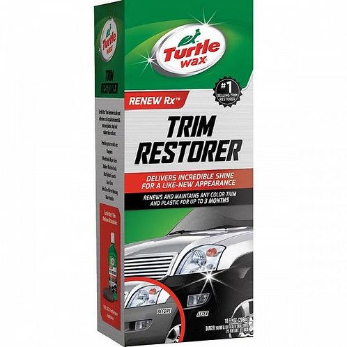 Turtle Wax Renew Rx Trim Restorer, 10 oz.