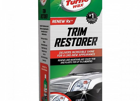 Turtle Wax Renew Rx Trim Restorer, 10 oz.