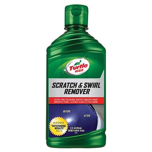 Turtle Wax Scratch & Swirl Remover, 11 oz.