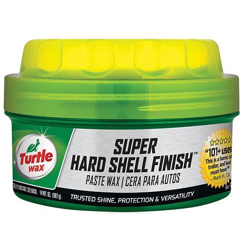 Turtle Wax Super Hard Shell Paste Wax, 14 oz.