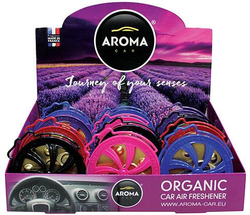Aroma Organic Cans