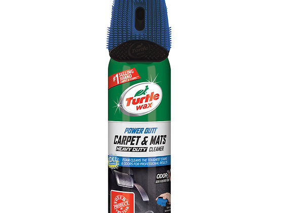 Turtle Wax Power Out! Carpet & Mats Cleaner